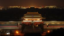 The Hall of Supreme Harmony, Forbidden City, Beijing, China.