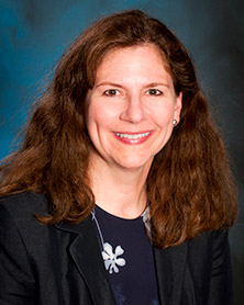 Sally Vander Ploeg, Vice President for Administration and Finance